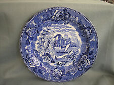 """WEDGWOOD LANDSCAPE ETRURIA  PLATE - MADE IN ENGLAND  - 9-3/8"""" DIAMETER - Lot A"""