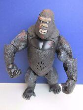 """11"""" grandes King Kong Movie Gorila de brazos móviles Figura de Acción 2005 L23 Playmates"""