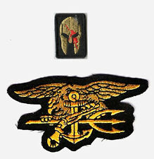 US NAVY USN SEAL INSIGNIA PATCH USN SEAL VeIcrô INSIGNIA PATCH