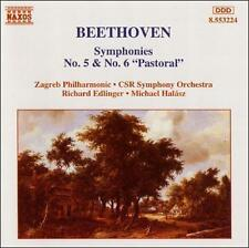 Beethoven: Symphonies Nos. 5 & 6, New Music