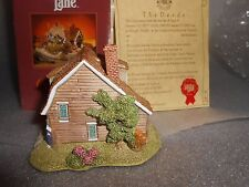 Lilliput Lane The Nutshell Mint in Box With Deed