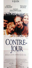 Affiche 60x160cm CONTRE-JOUR /ONE TRUE THING 1998 Meryl Streep William Hurt NEUV