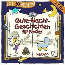 Die 30 besten Gute-Nacht-Geschichten für Kinder   Neu & in Folie!