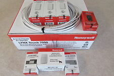 Honeywell Lynx Touch L7000 Wireless Kit with Wifi & Zwave Module 60 Day Returns