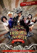 LOS HEROES DEL NORTE: TERCERA TEMPORADA [USED DVD]