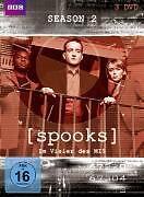SPOOKS - IM VISIER DES MI5 - die komplette 2. Staffel (FSK 16) DVD