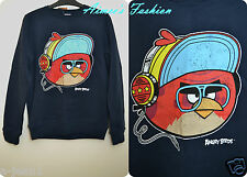 NEXT BOYS AGE 12 YEARS OFFICIAL ANGRY BIRDS JUMPER, SWEATER BRAND NEW