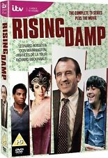 RISING DAMP - COMPLETE SERIES + MOVIE - NEW /  DVD