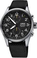 77476994134FS-BLACK | NEW AUTHENTIC BIG CROWN PROPILOT CHRONOGRAPH MENS WATCH