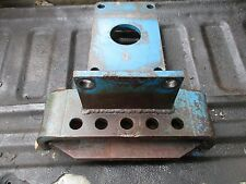 1986 Ford 1910 3 cylinder diesel tractor draw bar support pivot bracket cradle