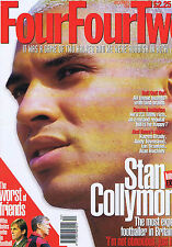 STAN COLLYMORE / DARREN ANDERSTON / IAN BRANFOOT Four Four Two No. 16   Dec 1995