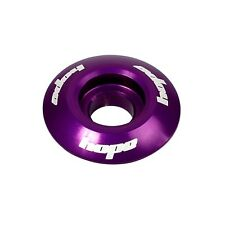 Hope Headset Bike Stem Top Cap - Purple