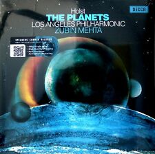 DECCA - SXL-6529 - HOLST - THE PLANETS - MEHTA - 180G - SPEAKERS CORNER