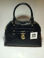 Anne Klein Return To Nature Large Dome Satchel NWT MSRP $95