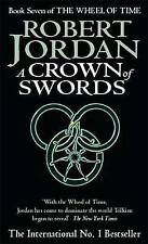 A Crown of Swords (Wheel of Time), By Robert Jordan,in Used but Acceptable condi