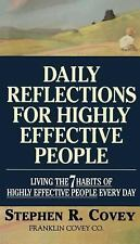 Daily Reflections for Highly Effective People: Living the 7 Habits of Highly