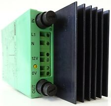 PHOENIX CM 62-PS-230AC/12DC/1 Netzteil Power Supply In 230VAC Out 12VDC 2943660