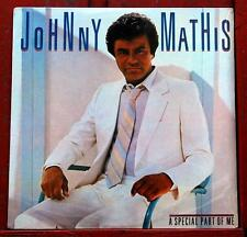 JOHNNY MATHIS  A Special Part of Me  / ORIGINAL 1984 US Lp SEALED! MINT!