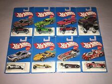 2016 HOT WHEELS Target Exclusive Retro Series Eight Car Set  **NEW**