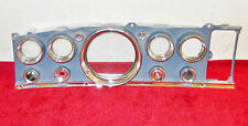 1963 1964 Chrysler Newport 300 New Yorker GAUGE INSTRUMENT CLUSTER TRIM BEZEL