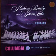 SAX 2306 Tchaikovsky Sleeping Beauty / Swan Lake Suites / Karajan B/S