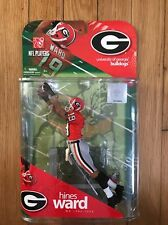 "McFarlane SportsPicks 2009 College Football 1 Hines Ward  Georgia ""Bulldogs"""