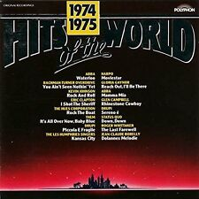Hits of the World 1974/75 Abba, BTO, Eric Clapton, Them, Harpo, Drupi, St.. [CD]
