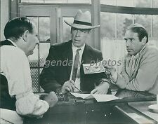 1958 Missouri Traveler Original Press Photo Brandon de Wilde Lee Marvin