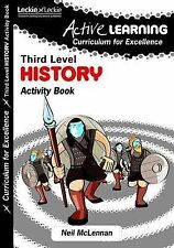 Active Learning - Third Level History Activity Book, McLennan, Neil, New Book