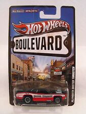 Hot Wheels Boulevard Series LEGENDS PLYMOUTH DUSTER THRUSTER REAL RIDERS