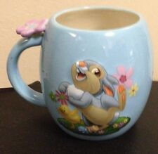 Disney Thumper Mug Cup Disney Store Never Used Free Shipping