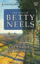 The Promise Of Happiness (Best of Betty Neels) by Neels, Betty, Good Book