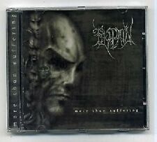 29115//CD DEATH METAL THY PAIN - MORE THAN SUFFERING CD METAL JAMAIS UTILISE