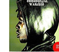 (EI19) Emmanuel Jal, Warchild - 2008 DJ CD