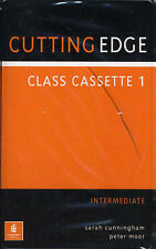 Cutting Edge - Intermediate - Class Cassette 1   £10.99 New Free P & P