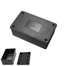 103x64x40mm ABS Plastica Elettronica Contenitore Box Progetto Scatola Case Nero