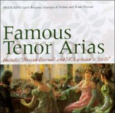 Famous Tenor Arias (028945000527) New CD