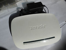 Tenda W268R 150 Mbps 4-Port 10/100 Wireless N Router - Used