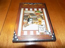 WHEAT COOKIN' MADE EASY Bread Baking Cooking Recipes Crockett's Corner DVD NEW