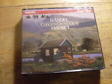 Händel - Concerti Grossi Op.6 [3 CD Box] PHILIPS I Musici  / W-Germany