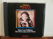 MARY LOU WILLIAMS first lady..-CD- Maestri del Jazz- De Agostini-fuori commercio
