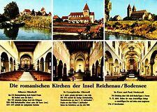 Insel Reichenau / Bodenau ,Ansichtskarte, 1975 gelaufen