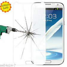 Real Tempered Glass Ultra Clear Screen Protector Samsung Galaxy Note 2 N7100 II