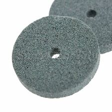 10Pcs 20mm Mini Grinding Stone Wheel Polishing for Bench Grinders Metal Working