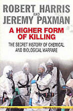 HARRIS / PAXMAN-A HIGHER FORM OF KILLING BOOK NEW