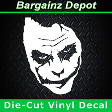 VINYL DECAL... * THE JOKER *  Awesome Car Laptop Sticker Decal