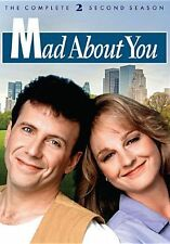 MAD ABOUT YOU: SEASON 2 (Cynthia Harris) - DVD - Sealed Region 1