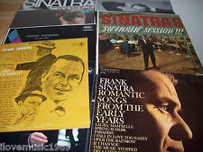 "16 Frank Sinatra 12"" LPs EXCELLENT-NEAR MINT Mono & Stereo CAPITOL/REPRISE/COLUM"