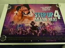 Step Up 4: Miami Heat - Ryan Guzman- Original Film / Movie Poster Quad 76x102cm