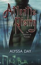 The Warriors of Poseidon: Atlantis Rising # 1 by Alyssa Day - Romance Fantasy PB